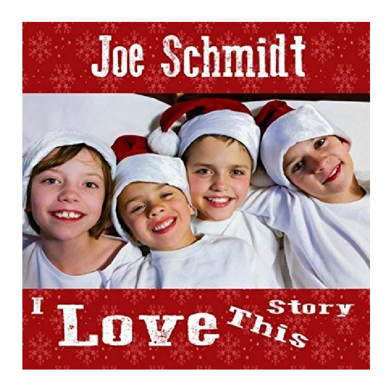 Joe Schmidt Family Christmas CD