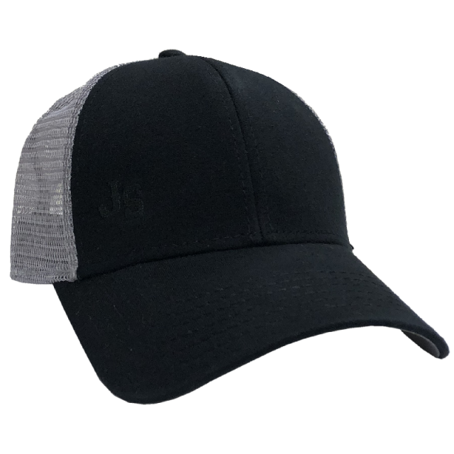 Joe Schmidt Black and Grey Ballcap
